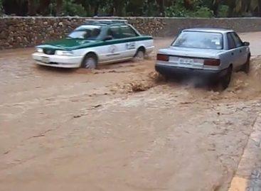 Exhorta Protección Civil a mantenerse atentos por lluvias