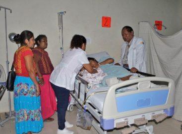 Atendidos 10 partos en escuela habilitada como unidad médica en Juchitán, después del sismo