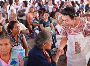 Martha Escamilla León, asume Subsecretaría de Inclusión Social de la SEDESOH