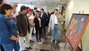"""""""La exposición es un homenaje a la especie y da testimonio de lo que el Jaguar representa en nuestra generación""""."""