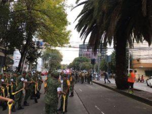 Ejército y fuerza Aérea Mexicanos