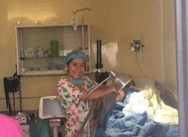 Dan ocho unidades móviles del IMSS atención médica a mixtecos