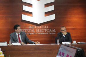 Modifican otros plazos que podrán consultarse en la convocatoria publicada en www.ieepco.org.mx