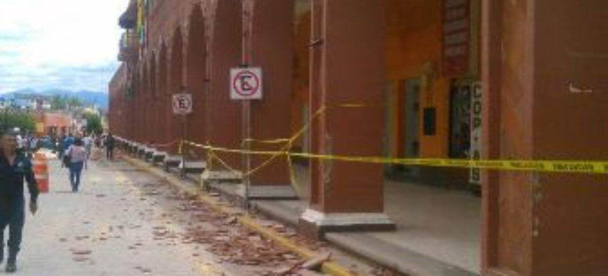 """Emite SEGOB """"Declaratoria de Emergencia"""" a 75 municipios por el sismo del día 19"""