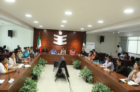 Presidentas municipales de Oaxaca intercambian experiencias