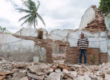 Emite SEGOB Declaratoria de Desastre Natural para 283 municipios en Oaxaca