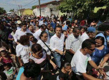 Se redoblan acciones y esfuerzos para atender emergencia en la zona del Istmo: Murat
