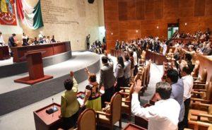 Concluye segundo periodo ordinario y nombran Diputación Permanente.