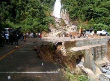 Suman 19 las personas fallecidas a consecuencia de las lluvias en Oaxaca