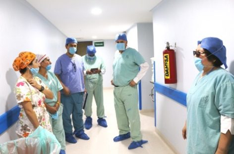 Tras los sismos, operan con normalidad hospitales del IMSS en Oaxaca