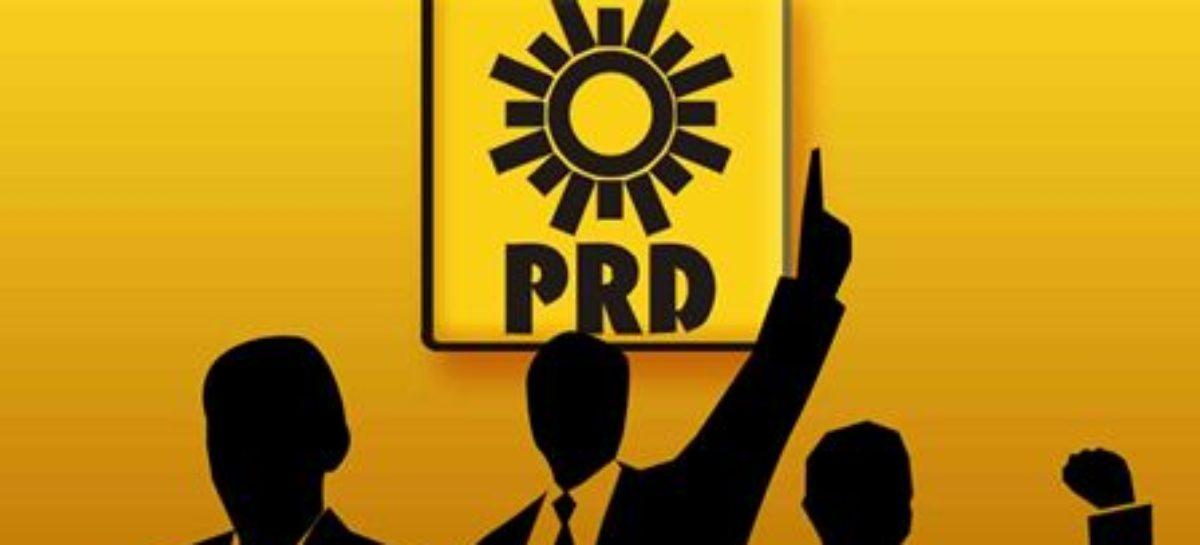 Donarán legisladores del PRD un mes de dieta para damnificados por sismo