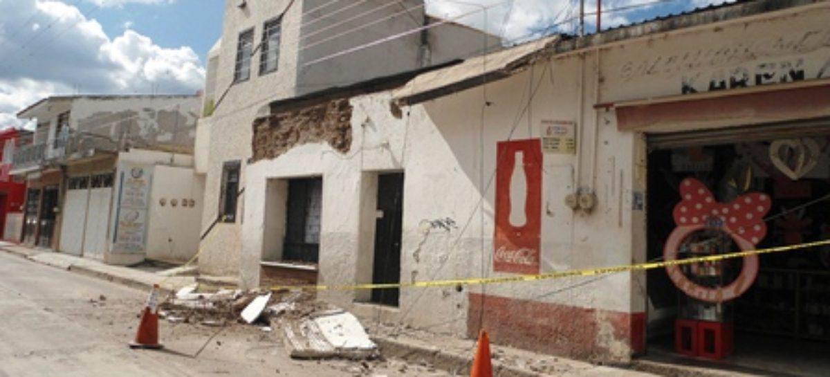 Crónica del terremoto del 19 de septiembre de 2017 en la Mixteca oaxaqueña