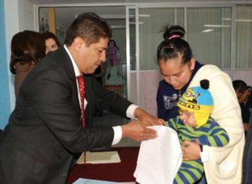 Entrega GCDMX actas de nacimiento a hijos de mujeres recluidas en Santa Martha