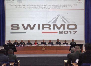 Organizan Taller sobre Normas Internacionales en Operaciones Militares