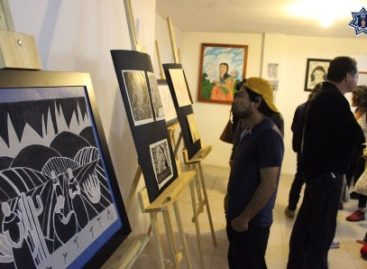 """Inauguran exposición """"Liberarte"""" de obras hechas por personas privadas de su libertad"""