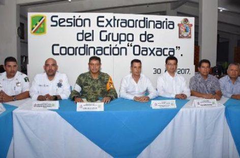 Reafirman coordinación para garantizar orden y seguridad en la Cuenca del Papaloapan