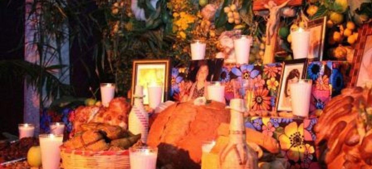 Inauguran Altares Monumentales de las ocho regiones de Oaxaca