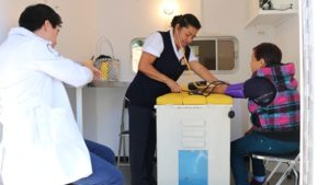 Acercan consultas médicas y dentales con farmacia gratuita.