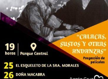 Con homenaje al cine mexicano, inician festejos de Fieles Difuntos 2017 en Xoxocotlán