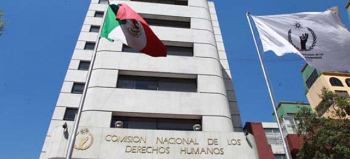 Por desplazamiento forzado, emite CNDH Recomendación a autoridades de Sinaloa