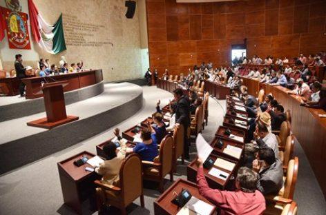 Recibe Legislatura 43 aspirantes a Órgano Superior de Fiscalización de Oaxaca