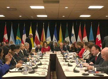 Emite Grupo de Lima Declaración sobre la situación en Venezuela