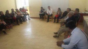 Entrega Gobierno de Oaxaca a escuelas