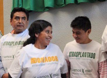 Realizó Hospital del IMSS de Segundo Nivel 200 trasplantes renales