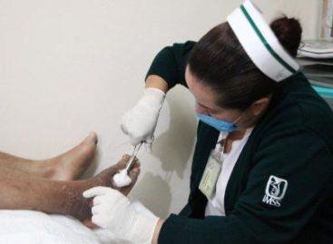 Cuenta IMSS con módulos para control de diabetes y detección de sus complicaciones