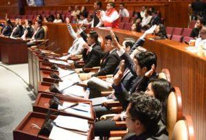 Abordaron temas como democracia participativa, derechos humanos, discriminación e igualdad de oportunidades, entre otros.