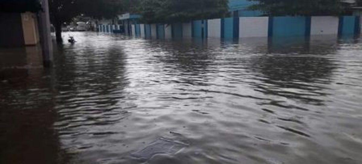 Solicita Gobierno de Oaxaca a la SEGOB Declaratoria de Emergencia por lluvias