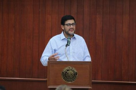 Gobierno abierto, fortalece al sistema democrático mexicano: Rodríguez Mondragón