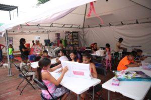 Prioridad en albergues de Oaxaca