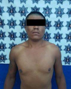 Raymundo CM, de 24 años de edad.