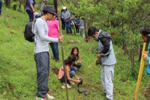 Participaron más de 20 personas y 20 niños entre los 3 y 12 años de edad.