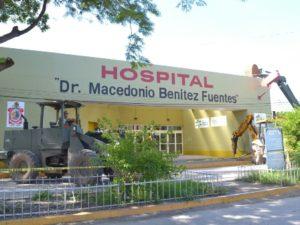 Hospital General de Juchitán