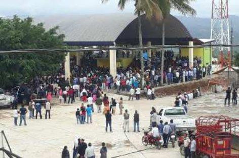 Realizan con normalidad elección de autoridades en San Juan Mazatlán: IEEPCO