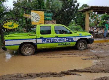 Activa CEPCO protocolos ante los daños originados por lluvias la noche de este martes