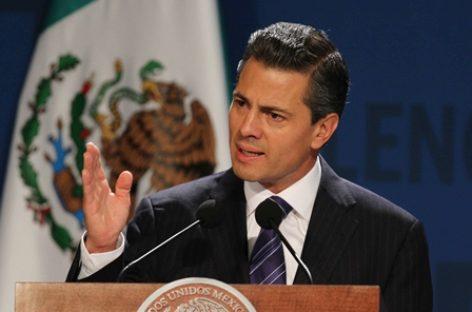 Copresidirá presidente Enrique Peña Nieto la IV Cumbre México-CARICOM