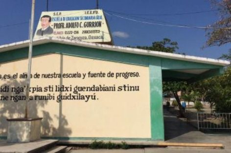 Entrega IEEPO primeras escuelas reparadas en el Istmo, para reinicio de clases