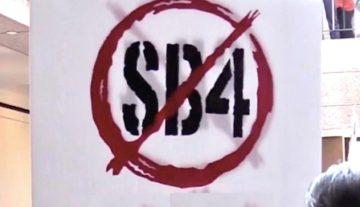 """Presenta México escrito """"Amigo de la Corte"""" en demanda contra la Ley SB4 de Texas"""