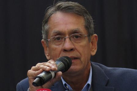 Representante de la Organización de Jubilados y Pensionados de la UNAM