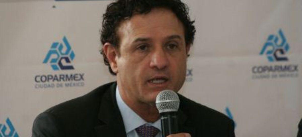 """Propone COPARMEX CDMX una """"Ley de Muerte Política"""" para funcionarios corruptos"""