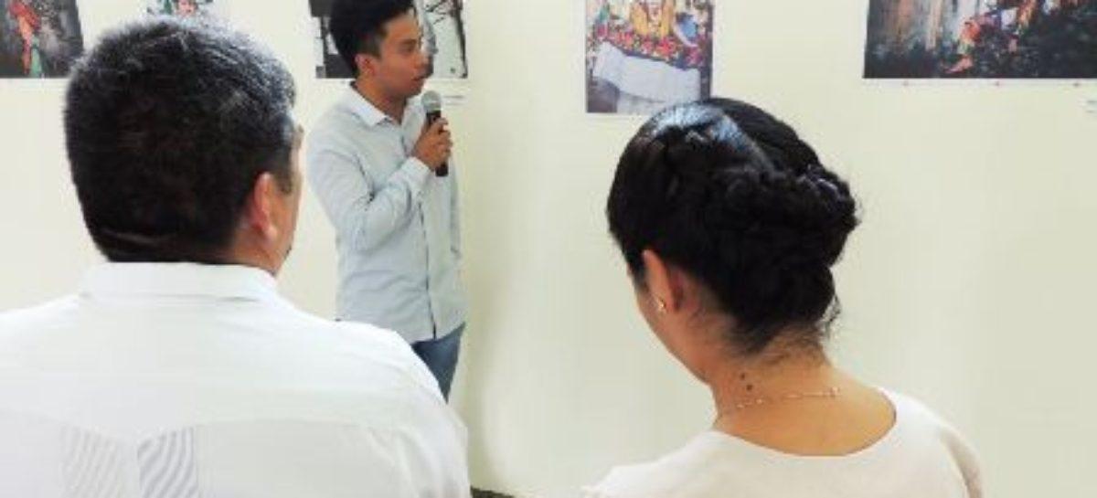 """""""Oaxaca en la mirada"""", exposición fotográfica en el Congreso de Oaxaca"""