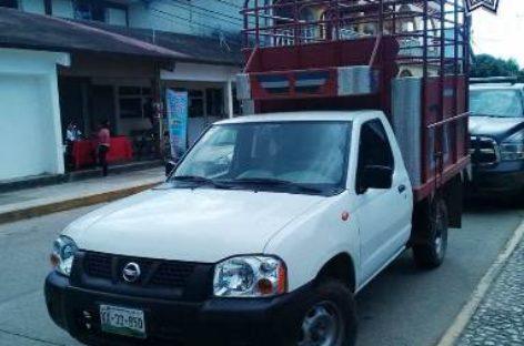 Recupera Policía Estatal dos camionetas y una motocicleta por diversas anomalías en Oaxaca