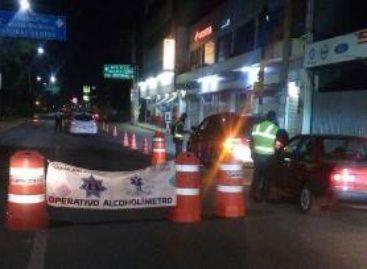 Arrestados 14 conductores en Oaxaca y seis en Tuxtepec durante Alcoholímetro