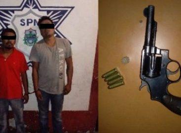 Detenidos cuatro sujetos armados durante operativos en la Costa y el Istmo: SSPO