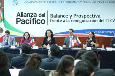 Alianza del Pacífico plataforma para diversificar comercio ante complicaciones con el TLCAN