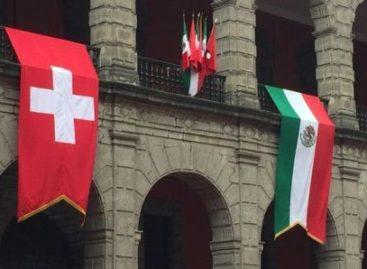 Celebran México y Suiza la IX Reunión del Mecanismo de Consultas Políticas