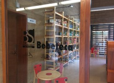 Habilitan Bebeteca en Archivo General de Oaxaca para estimular desarrollo de niñas y niños